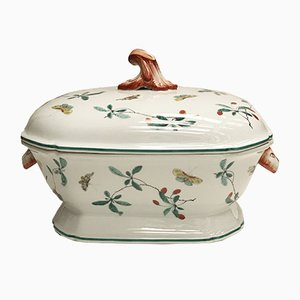 Porcelain Tureen Tableware from Vista Alegre, 1980s
