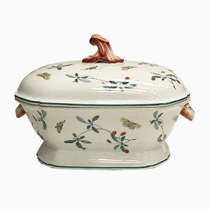 Porcelain Tureen Tableware from Vista Alegre, 1980s