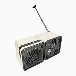 Vintage TS 505 Radio by Richard Sapper and Marco Zanuso for Brionvega, 1970s