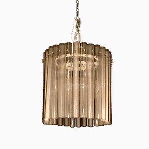 Deckenlampe von Ferro für Galliano Ferro, 1950er