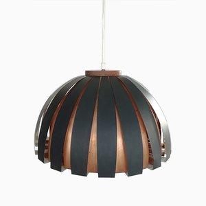 Lampada di Werner Schou per Coronell Elektro, anni '60