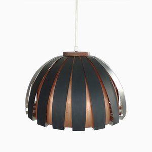 Pendant Lamp by Werner Schou for Coronell Elektro, 1960s