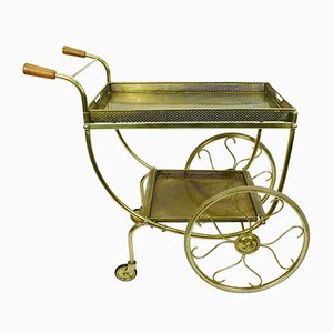 Brass Trolley by Josef Frank for Svenskt Tenn, 1950s