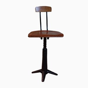 Chaise d'Usine par Singer pour Singer Sewing Machine Company, 1930s
