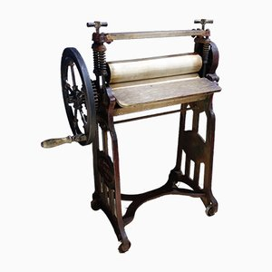Antique Clothing Press from Pioneer