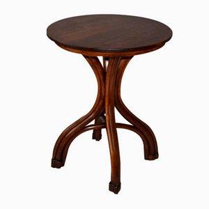 Tavolino da caffè antico di Adolf Loos per Jacob & Josef Kohn, fine XIX secolo