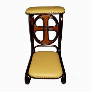 Antique H 6760 Prayer Chair from Thonet