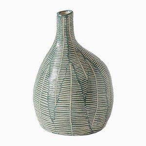 Grüne Aqua Vase von Atelier KAS