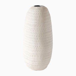Hohe eiförmige Nest Vase von Atelier KAS