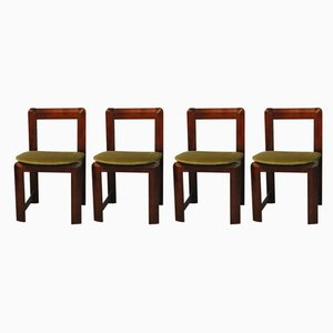 Dining Chairs from Guilleumas, 1970s, Set of 4
