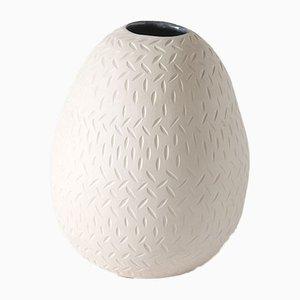 Abgerundete eiförmige Nest Vase von Atelier KAS