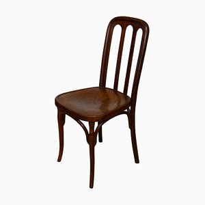 Antique Dining Chair by Josef Hoffmann for Jacob & Josef Kohn, 1910s