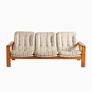Beiges dänisches Vintage Sofa von Thams Kvalitet, 1970er