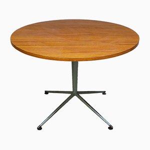 Mesa de comedor Mid-Century de formica, años 70