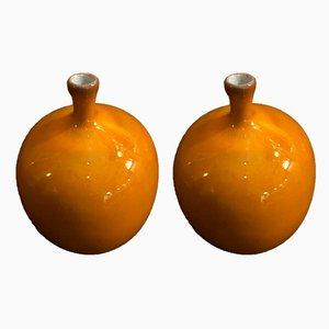 Vases by Jacques & Dani Ruelland, 1960s, Set of 2