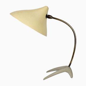 Lampada da tavolo Crows Food di Louis C. Kalff per Philips, anni '50