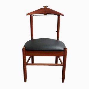 Italienischer Stummer Diener Stuhl von Fratelli Reguitti, 1950er