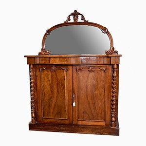 Antique Rosewood Cupboard