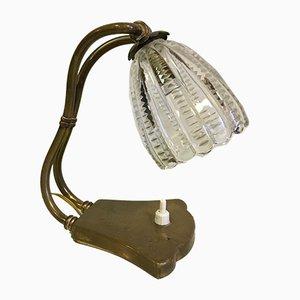 Lámparas de mesa, años 40. Juego de 2