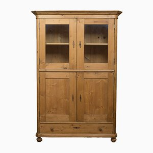 French Pine Cupboard, 1960s
