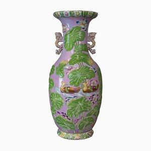 Large Vintage Ceramic Vase