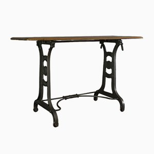 Tavolo da lavoro vittoriano antico, Regno Unito