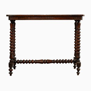Antique Victorian English Side Table