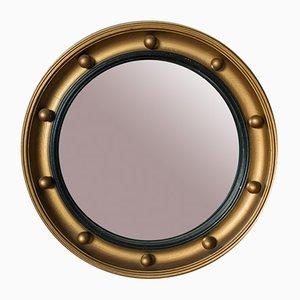 Circular Victorian Revival Wall Mirror, 1950s