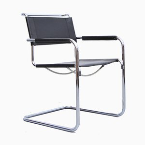 German S34 Dining Chair by Mart Stam & Marcel Breuer for Thonet, 1980s