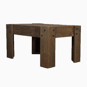 Table Basse Vintage en Chêne, Royaume-Uni