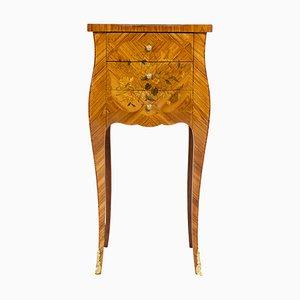 Mesa auxiliar estilo Louis XV antigua