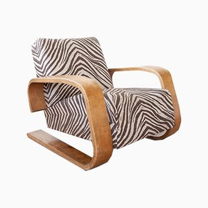 Vintage Model 400 Tank Chair by Alvar Aalto for Artek