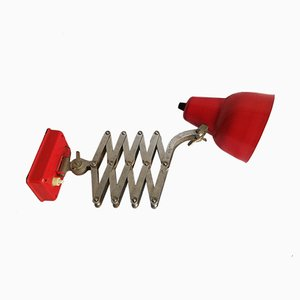 Industrial Gooseneck Workshop Sconce, 1960s
