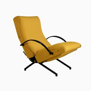 P40 Lounge Chair by Osvaldo Borsani for Tecno, 1954