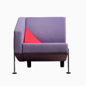 Decision Armchair by Niels Gammelgaard for Pelikan Design, 1980s