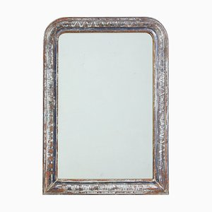 Silver Gilt Patterned Mirror, 1920s
