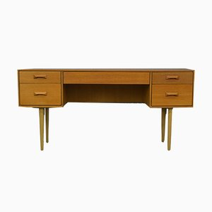 Oak Desk by John and Sylvia Reid for Stag, 1960s