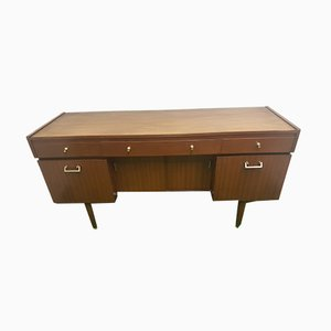 Vintage Mahogany Dressing Table, 1960s