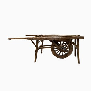 Antique Chinese Hand Cart