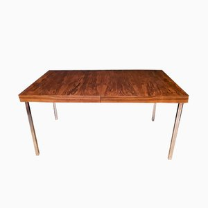 Rio Rosewood Extendable Dining Table from WK Möbel, 1970s