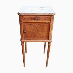 Table de Chevet en Palissandre, années 20