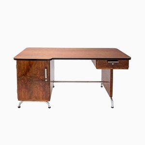 Vintage Bauhaus Desk by Robert Slezák for Bystřice pod Hostýnem Slezak