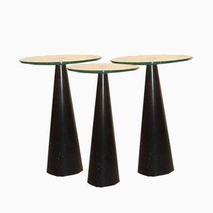 Tavolino da caffè in legno laccato, Italia, anni '60