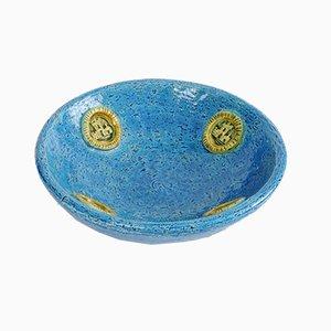 Cuenco Mid-Century de cerámica de Bitossi