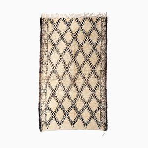 Moroccan Berber Carpet from Beni Ouarain, 1999