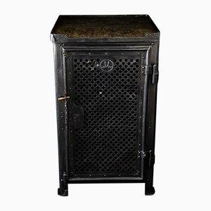 Mueble de acero de Robert Wagner para Rowac, años 20