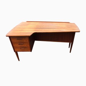 A10 Desk by Göran Strand for Lelångs Möbelfabrik , 1960s