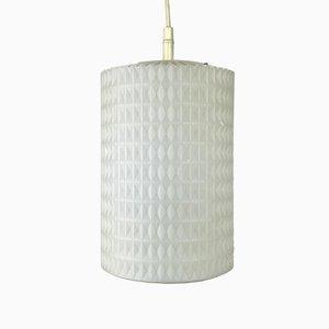 Vintage Space Age Deckenlampe von Erco