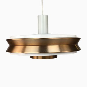 Mid-Century Danish Space Age Ceiling Lamp