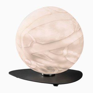 Lámpara de mesa Encelado esculpida de Ludovic Clément D'armont